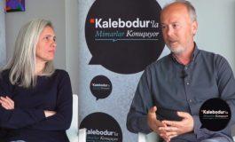 'Kalebodur'la Mimarlar Konuşuyor'da  İzmir Mimarlık Ortamı Masaya Yatırıldı
