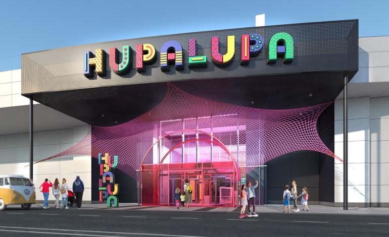 Türkiye'nin en kapsamlı aile eğlence merkezi Hupalupa, Metropol İstanbul'da açılıyor!