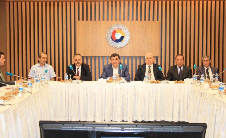 DR. Tamer Saka, TOBB Türkiye Çimento ve Çimento Ürünleri Meclisi Başkanlığına Seçildi