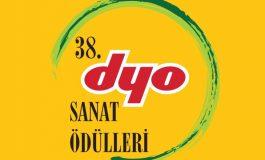 38. DYO Sanat Ödülleri  Başvuruları Başladı