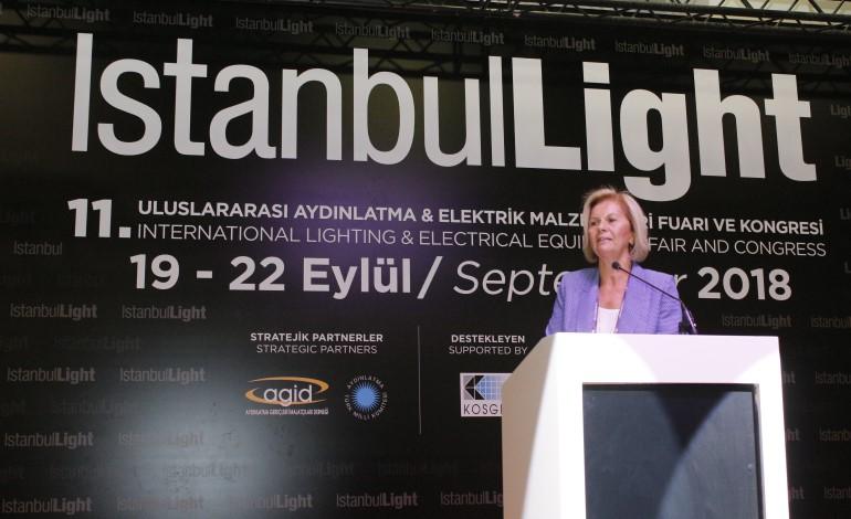 2 Milyar Dolarlık Aydınlatma Sektörü'nü Buluşturan IstanbulLight 18 Eylül'de Ziyarete Açılıyor
