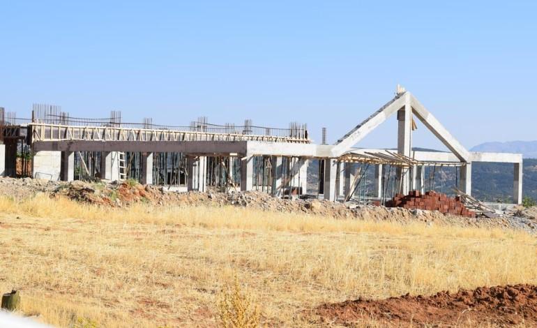 Fethi Sekin Külliyesini İzmir Büyükşehir Belediyesi Tamamlayacak