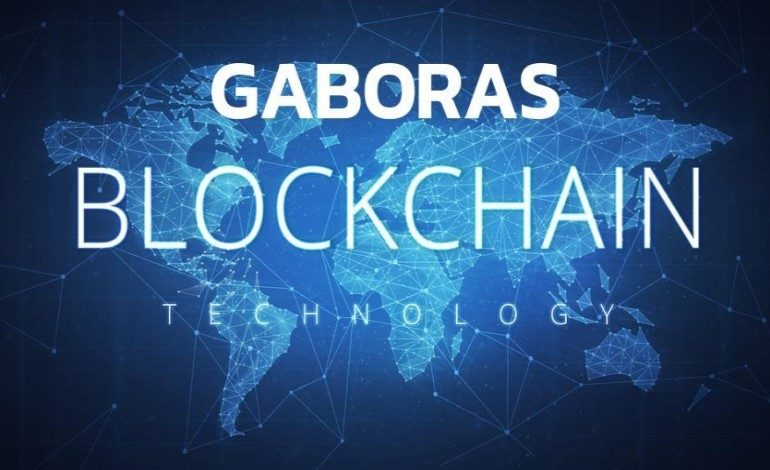 Gaboras, Blockchain Teknolojisini Kullanmaya Başlıyor