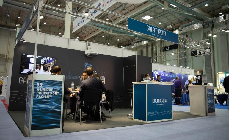 Galataport İstanbul, dünya kruvaziyer devleriyle Hamburg'ta buluştu