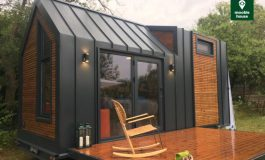 MOOBLE HOUSE, Tekerlekli küçük evler dünyayı evinizin arsası yapıyor