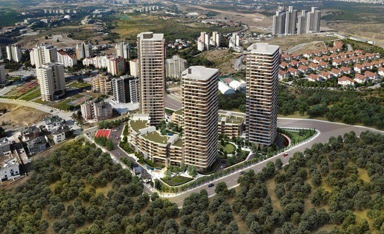 RAST GRUP- MİMMAR ortaklığı ile yükselen Bilkent Nazende, 19 daire tipinden oluşan 315 konutunu tanıtt