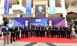 Uluslararası ISK-SODEX Fuarı Kapılarını Açtı