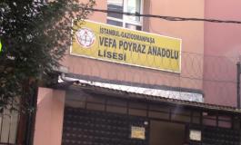 Depremde hasar gören Gaziosmanpaşa Vefa Poyraz Anadolu Lisesi'nin yıkımına karar verildi