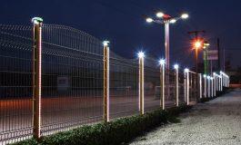 Dünyanın İlk ve Tek Güneş Enerjili Çit Sistemine Türk İmzası