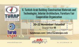 Edu Dizayn Turab Expo'da Yerini Alıyor