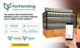 Akıllı tarım teknolojileri girişimi ForFarming, 12 Milyon TL değerleme ile ikinci yatırımını aldı