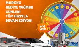 """MODOKO'dan 50. yıla özel """"Hediye Çarkı"""" kampanyası"""