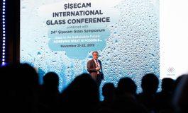 """Şişecam Uluslararası Cam Konferansı'nda 26 ülkeden 500 katılımcıyla """"cam sanayinin geleceği"""" konuşuldu"""