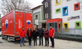 RE/MAX Türkiye'den lösemili çocukları sevindiren proje