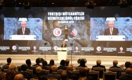 TMB, Dünyanın En Büyük 250 Uluslararası Müteahhidi Listesine Giren Firmaları Ödüllendirdi