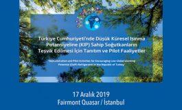 Demonstrasyon Projesi'nin Son Tematik Toplantısı 17 Aralık'ta İstanbul'da Yapılacak