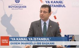 Ekrem İmamoğlu 15 Başlıkta Kanal İstanbul'u Anlattı