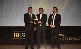 Sign Of The City Awards'da MESA En İyi Konut Ödülünü Aldı