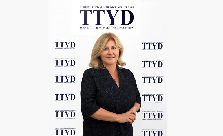 """TTYD Başkanı Oya NARİN: """"Turizmde çeşitlik, alternatif gayrimenkul türleri gerektiriyor"""""""