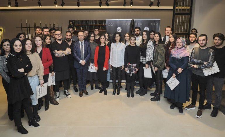 Loda Mobilya Arel Üniversite ile birlikte Mobilya Tasarım Yarışması'na imza attı