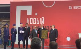 Rönesans Holding'in imzasını taşıyan 20 milyon yolcu kapasiteli terminal Rusya'da hizmete girdi