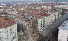 'Elazığ ve Malatya'da yapı denetim hizmeti almış binalarda herhangi bir çökme, sehim veya çatlama olmadı'