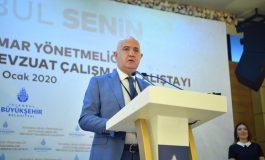 """""""İstanbul İmar Yönetmeliği Çatı Uygulamaları Mevzuat Çalıştayı"""" Yapıldı"""