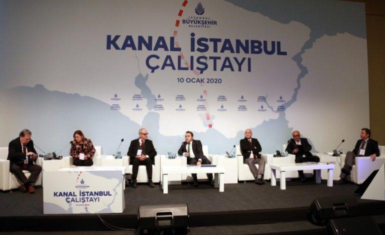 Kanal İstanbul mekansal planlama yönünden de ele alındı