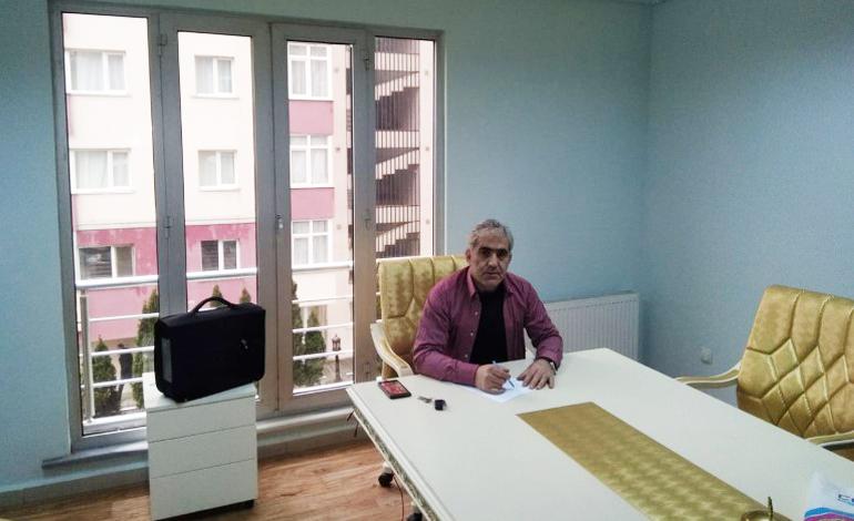 """Osman Nuri Bakırcı: """"Projeleri Bitirmek İçin İrade Koyduk"""""""