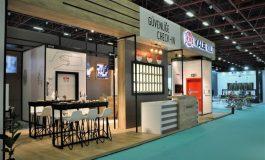 Kale Kilit Anfaş Otel Ekipmanları Fuarı'nda Yeni Ürünlerini Sergiledi