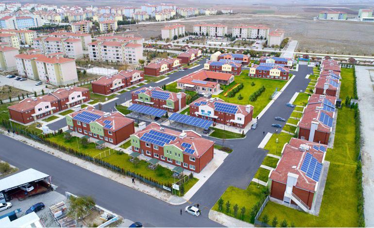 Tepebaşı Belediyesi'nden Akıllı Şehir Projesi: Yaşam Köyü