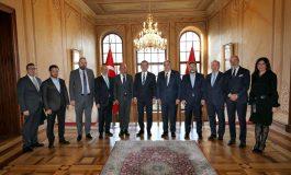 Gayrimenkul Sektörü Dernekleri İBB Başkanı Ekrem İmamoğlu İle Bir Araya Geldi