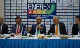 ENEREX Antalya Fuarı 27 Şubat'ta Ziyarete Açılıyor