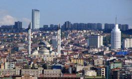 4. çeyrekte Ankara'da kira endeksi 3. çeyreğe göre 1,67 puan arttı