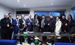 """Girişimci Emlak Danışmanları İle """"Kristal Türkiye"""" Bursa'dan Dünyaya Açılıyor"""