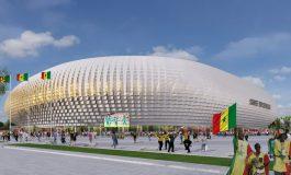 Dakar'ın spor altyapısında bir amiral gemisi olacak Senegal Olimpiyat Stadyumu'nun tasarımı Tabanlıoğlu Mimarlık'tan
