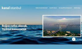 Kanal İstanbul Web Sayfası Yayına Başladı