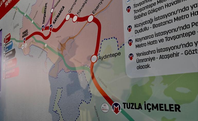İstanbul'da Duran 3. Metro İnşaat'ı da Başladı