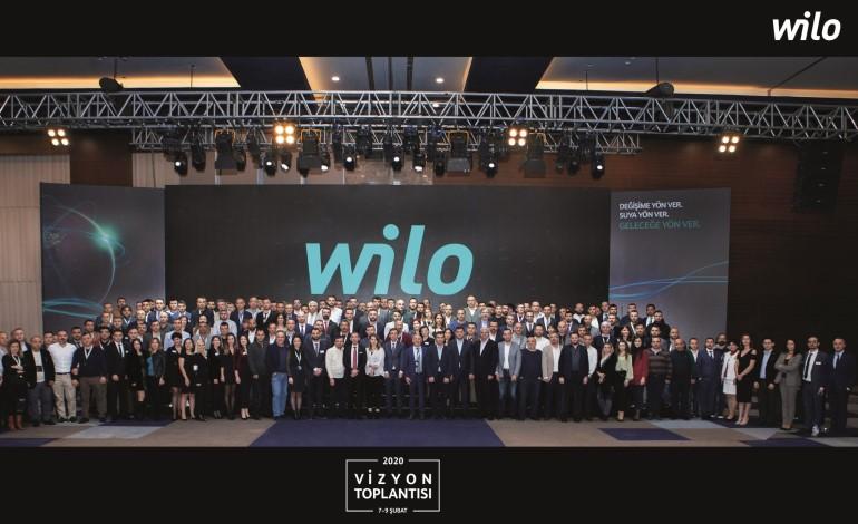 Wilo İleri Teknolojisi İle Geleceğe Yön Verecek
