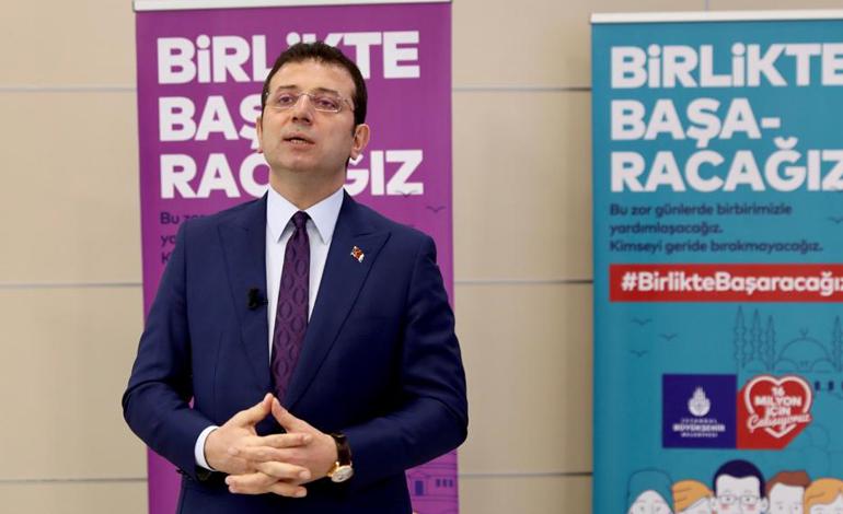 """İmamoğlu'ndan """"Kanal İstanbul"""" İhalelerine Tepki: """"Koronavirüs Krizinden Kanal İstanbul Çıkarmaya Çalışmanın Adını Koyamıyorum"""""""