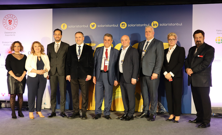 Solar İstanbul 2020 Fuarı ve Konferansı kapılarını açtı