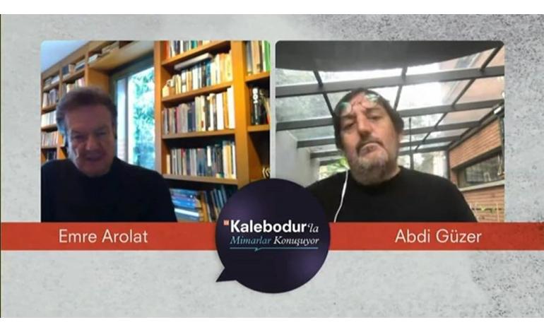 Kalebodur'la Mimarlar 'Online' Konuşuyor