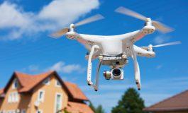 Gayrimenkul işlemlerinde teması drone'lar önleyecek