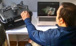 Dronlar Havadan Topladığı Verilerle Acil Durum Hastane İnşaatını Hızlandırdı