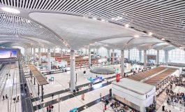 """İstanbul Havalimanı Terminali, Dünyanın En Büyük """"LEED Altın"""" Sertifikalı Binası Oldu"""