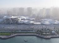 Katar Ulusal Müzesi 28 Mart'ta kapılarını açıyor:  Ünlü mimar Jean Nouvel çöl gülü kristalini mimariye taşıdı