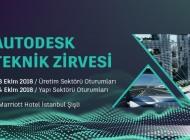 Ergün Mimarlık, Autodesk Teknik Zirvesi'nde Yapı Sektörü ile Buluşmaya Hazırlanıyor