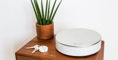 Pratik ve Teknolojik, Somfy Home Alarm İle Her Eve Güvenlik