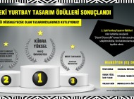 5. Zeki Yurtbay Tasarım Ödülleri Sahiplerini Buldu