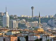 Ankara'da yılın 3 çeyrek dönemindeki konut satışı 100 bini geçti